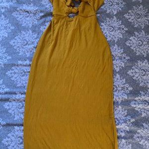 Body stretch dress